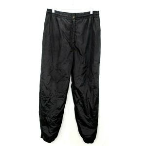 Norska Men's Insulated Snow Pants Black Size Large